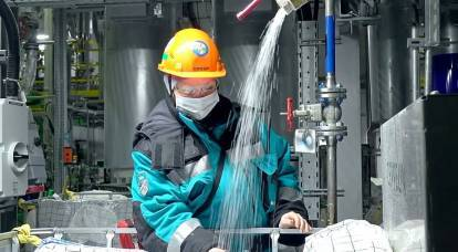 Polymer production record: Russia eliminated raw material dependence on the West