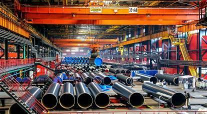 In Russia si stanno costruendo duemila fabbriche
