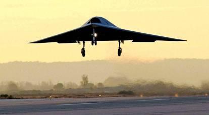 """La Russia e gli Stati Uniti iniziano una """"guerra dei droni"""""""