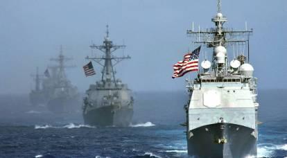 La marina americana invierà navi nel Mar Nero