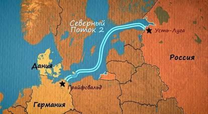 """""""Opção extrema"""": o conglomerado de empresas da UE pode se tornar o dono do """"Nord Stream 2"""""""