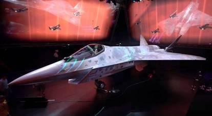 """""""Jaque mate"""": ¿El caza ligero tendrá más éxito que su """"hermano mayor"""" Su-57?"""