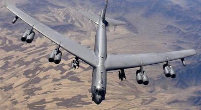 ABD'deki stratejik B-52 bombardıman uçakları 2,6 milyar dolara modernize oluyor