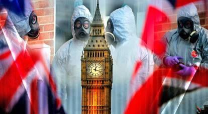 La Russia non ha partecipato a cerimonie con Londra