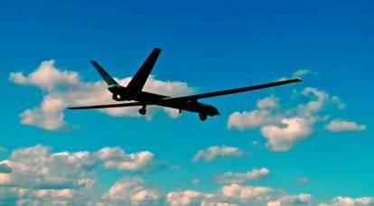 """El dron ruso """"Sirius"""" hizo su primer vuelo"""