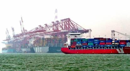 Return of Coronavirus: China's 'Port Crisis' Affects the World
