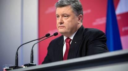 Poroshenko: Detenendo i marinai, la Russia viola la decisione della CEDU