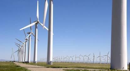 Green Energy sembra sempre più una cospirazione globale