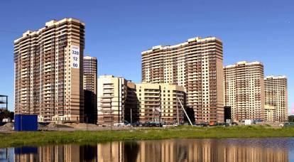I russi si sono messi in fila per appartamenti economici