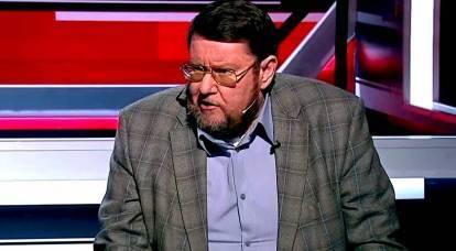 Satanovsky ha detto a chi in Russia merita di essere fucilato
