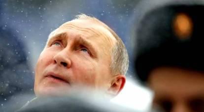 Putin inizia a combattere il principale nemico della Russia