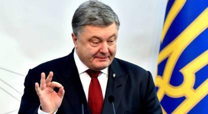 Poroshenko trasferisce segretamente capitali in Russia