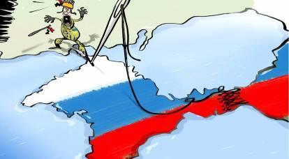 L'Ucraina dovrà rispondere per la Crimea