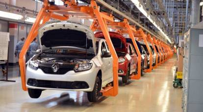 Automobile concerns will force to switch to Russian paints and tires