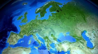 """Nuovo concetto di Unione Europea: """"Prendi in mano la Russia"""""""