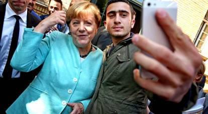 Europa desaparece ante nuestros ojos