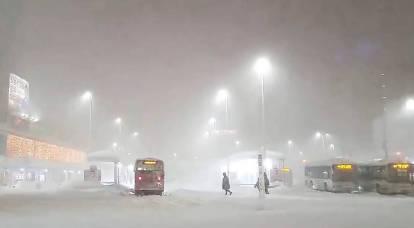 El Niño e il vortice polare: alcuni paesi occidentali rischiano di non superare il prossimo inverno