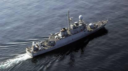 Por qué Irán envía buques de guerra a Venezuela