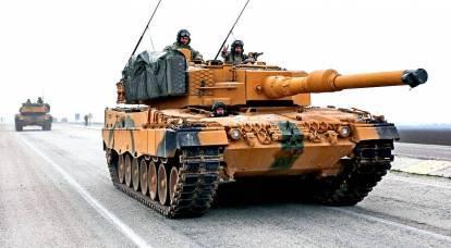Erdogan ha sfacciatamente afferrato un pezzo di Siria