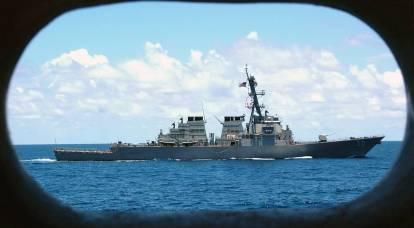 """""""Habríamos destruido la flota rusa"""": estadounidenses sobre el incidente con el destructor estadounidense"""