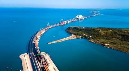 Non un solo ponte di Crimea: la Russia si moltiplica per megaprogetti