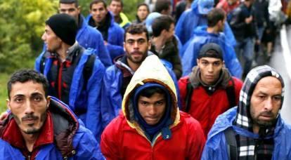 Got Game: i migranti nell'UE hanno iniziato a violentare i parlamentari