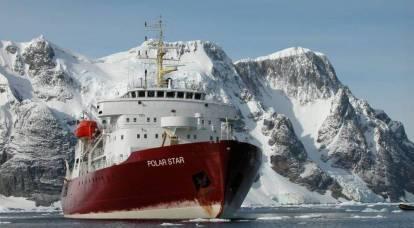 Gli americani nell'Artico russo non sono concorrenti