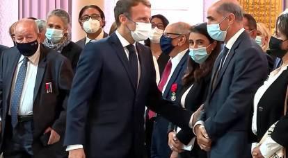 """Fransa'nın yönetici çevrelerinin """"siyasi çöküşü"""" ve korkaklığı"""