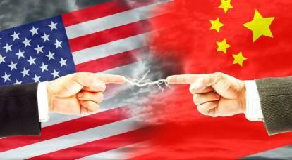 Sotto la cintura: la Cina potrebbe nazionalizzare la capitale americana