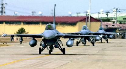 Ukrayna'nın bir grup F-16 satın alması ilk bakışta göründüğünden daha tehlikeli