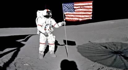 俄罗斯和中国将月球带离了美国