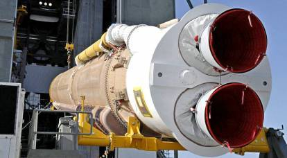 Latest rocket engines RD-180 will go to the USA