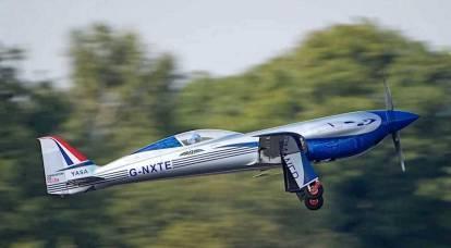 Rolls-Royce elektrikli uçakta bir devrim hazırlıyor