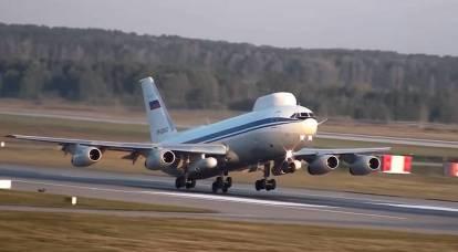 """俄罗斯为何要造新的""""末日飞机"""""""