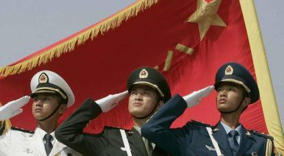 Ready for the Cold War: China Changes Its Military Policy