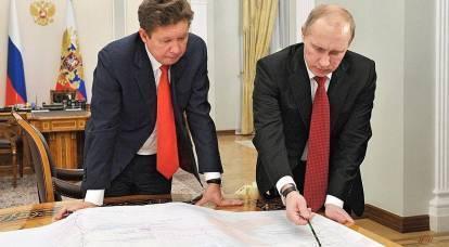 Se qualcuno in Europa decidesse di congelare, Gazprom non interferirà