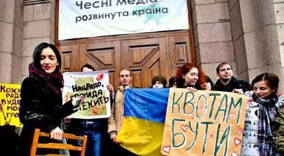 Ukrainians in horror: Kiev captured by Russians