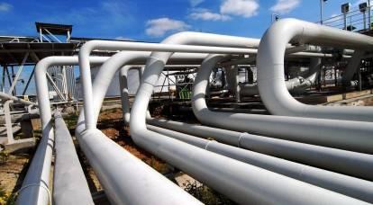 Perché la stessa Gazprom limita le sue esportazioni nell'Unione Europea?