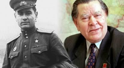阿列克谢·马列谢耶夫(Alexey Maresyev)-无腿的苏联飞行员,扭转了与德国人的战斗潮流