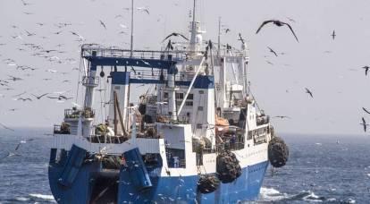 Saranno costruite oltre 100 navi per i pescatori russi per 135 miliardi