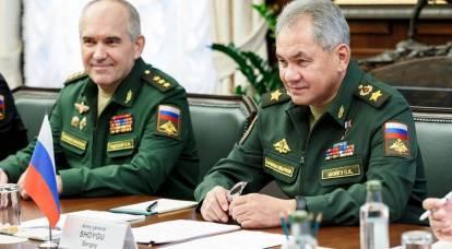La source a déclaré à propos de la demande à Shoigu de quitter le poste de ministre de la Défense