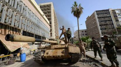 Russia refused to enter into the Libyan conflict