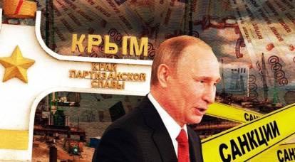 La Russia ha battuto l'Occidente nella partita per la Crimea