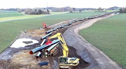 Baltic Stream en Pologne : la fin d'une autre puissance gazière défaillante