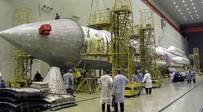 """Un cohete súper pesado aparecerá en el """"Arsenal"""" ruso"""