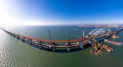 Tre ragioni per cui il ponte di Crimea potrebbe crollare