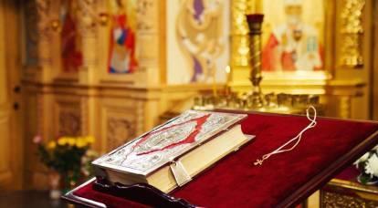 Por que um padre americano abandonou Constantinopla por causa da Igreja Ortodoxa Russa