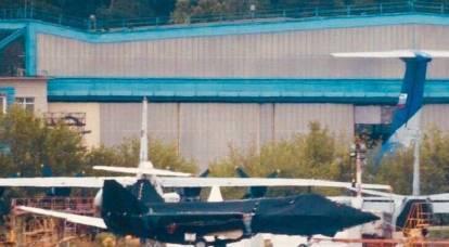 """""""El declive de las ambiciones imperiales"""": los estadounidenses sobre el nuevo caza ruso"""