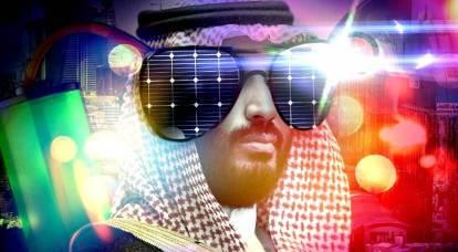 Mentre la Russia produce petrolio, i sauditi stanno pianificando un colpo di stato nel settore energetico