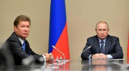 """Por que Putin arranjou um gás """"atração de generosidade sem precedentes"""""""